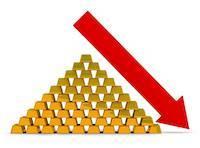 Da li je dobro ulagati u zlato s obzirom na pad cijene zlata?