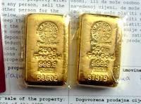 Zlatne poluge sa popustom of 20% do 30% kod firme GOLDIVANTI LP